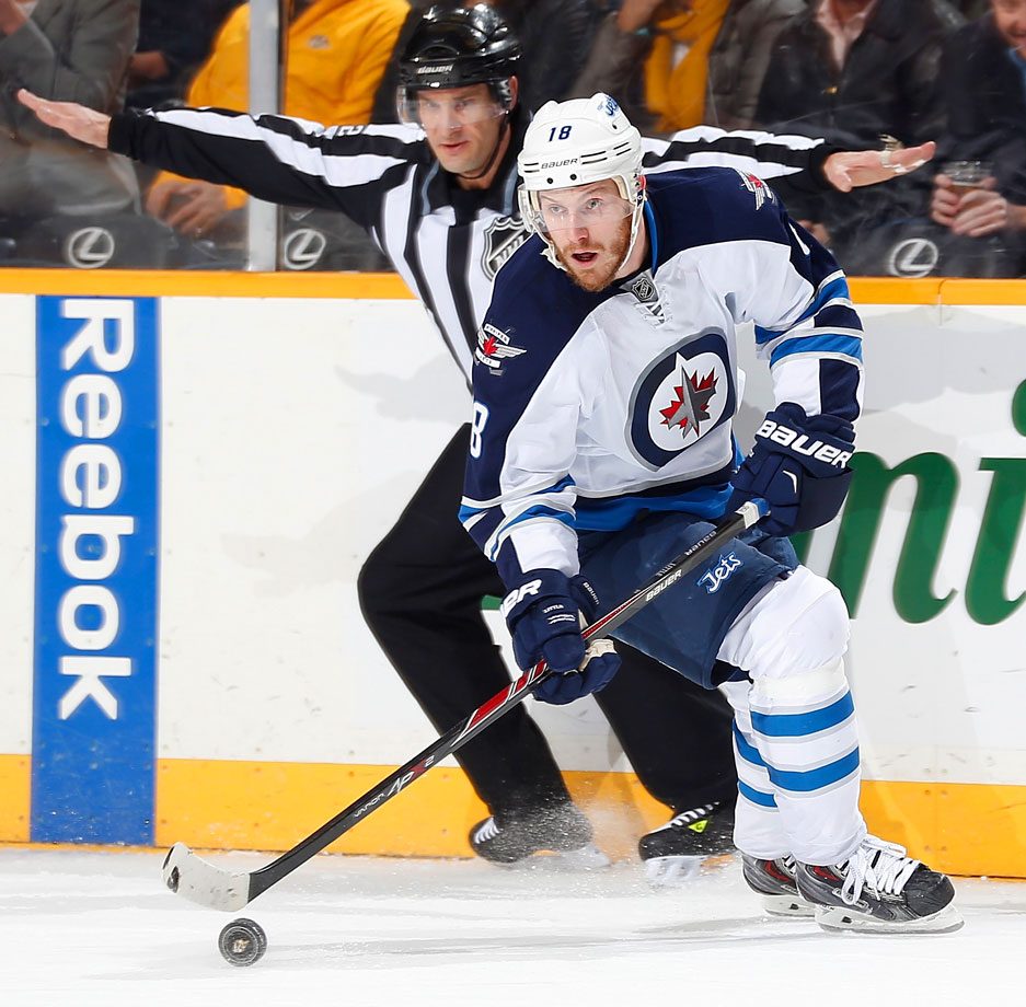 First-line centers typically don't fly under the radar, but Little has always played the game in stealth mode. Quiet and unassuming, he's been overshadowed while larger personalities like Dustin Byfuglien and Evander Kane have dominated the conversation around the Jets. But there's no denying that he's the engine that powers Winnipeg's attack, a crafty playmaker with an excellent shot who manages to generate offense despite matching up against the league's largest and toughest checkers.