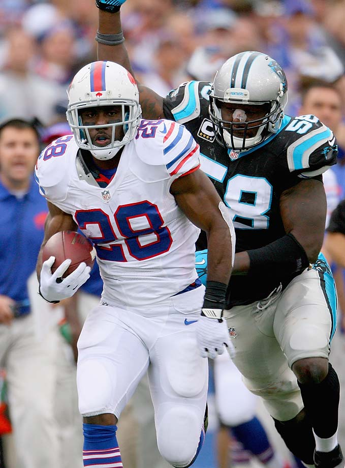 Although Clifford Spiller Jr. has appeared in 62 games over his first four seasons, he has routinely been forced to play with injuries. He remains a dynamic back with a 5.0 yards per carry average for his career.