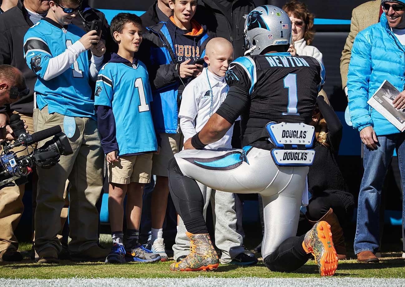 QB, Carolina Panthers
