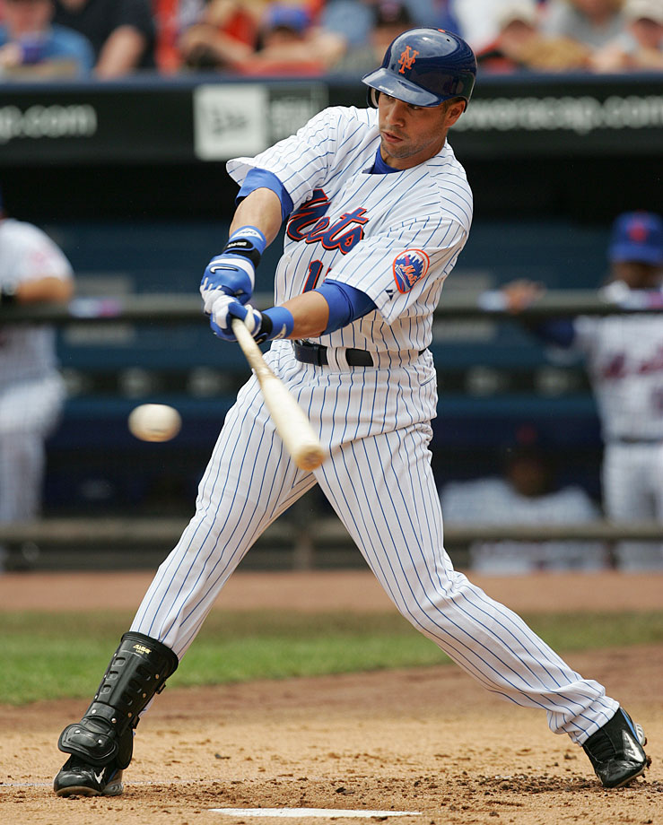 Underappreciated by Mets fans because of a poor first season on a big free agent contract and a season-ending strikeout in the playoffs the next year, Beltran hit .283/.380/.520 (better than a 133 OPS+) from 2006 through the end of his time with the Mets, made five All-Star teams in his six seasons in Queens, won three Gold Gloves in centerfield and finished fourth in the MVP voting in 2006, a season in which he tied the team record for home runs (41) and set the team record for runs scored (127).