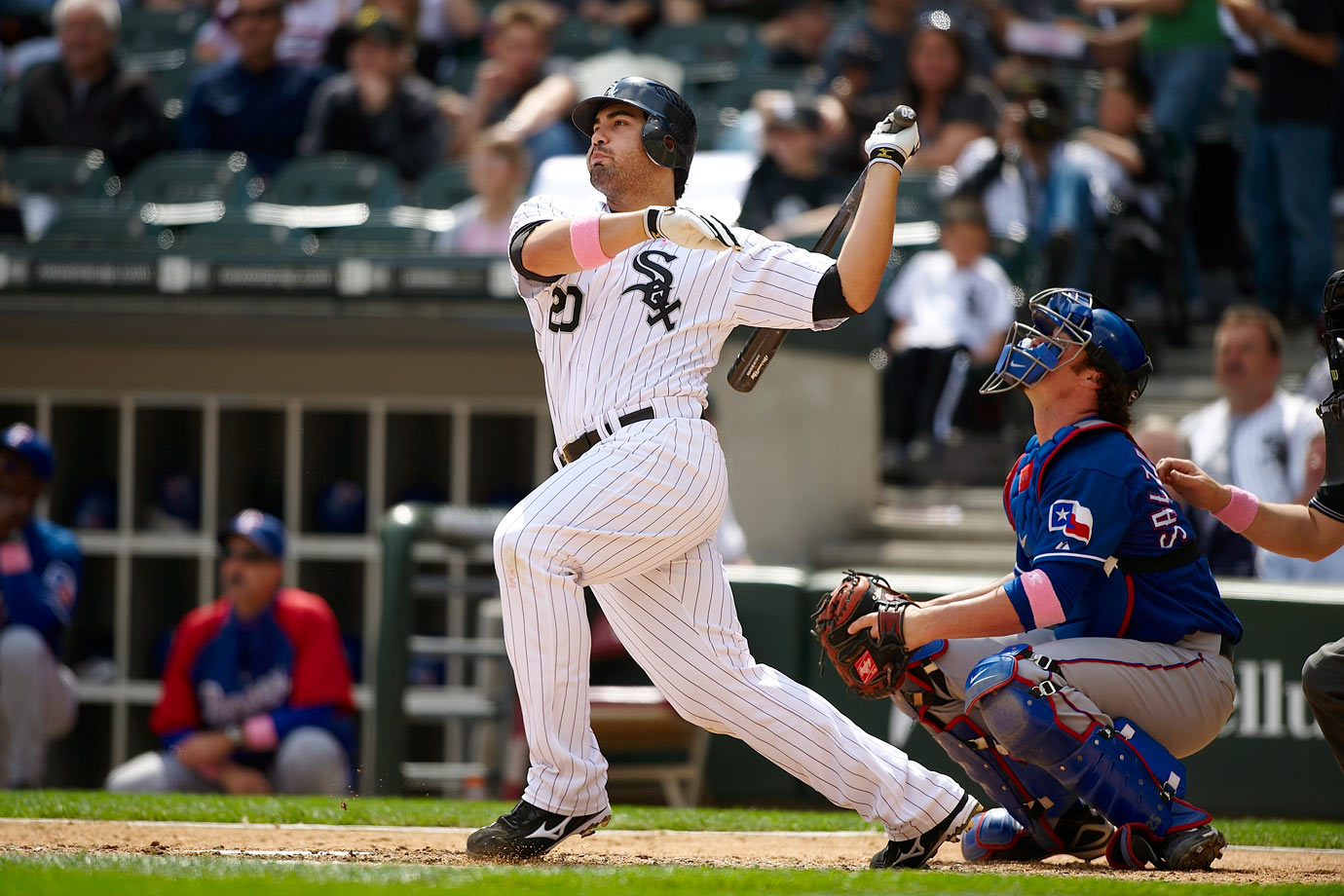 It was reported on May 1 that two-time All-Star Carlos Quentin would retire. Quentin played nine Major League seasons, batting .252 with 154 home runs. His best year came in 2008 while playing for the White Sox, when he batted .288 with 36 home runs (second in the league) and 100 RBIs and finished fifth in AL MVP voting. Quentin struggled with injuries throughout his career. After becoming a regular in 2008, he averaged only 99 games per season over the next seven seasons.