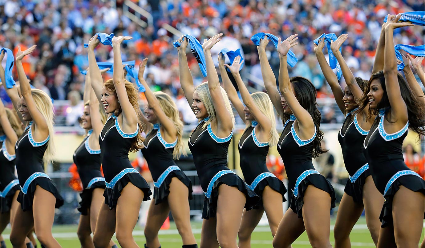 Carolina Panthers TopCats