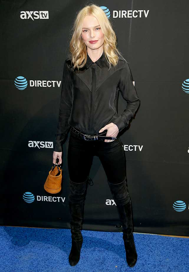 Kate Bosworth :: DirecTV Super Saturday Night