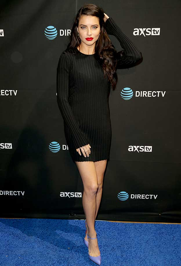 Adriana Lima :: DirecTV Super Saturday Night