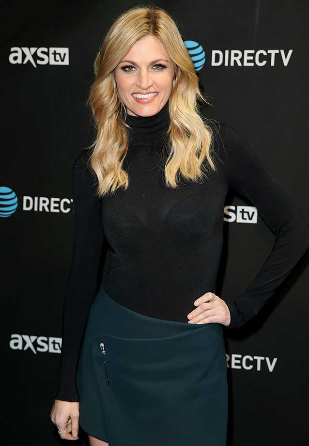 Erin Andrews :: DirecTV Super Saturday Night