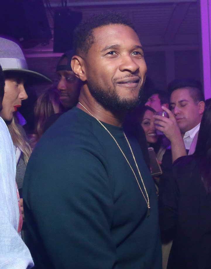 Usher :: Rolling Stone