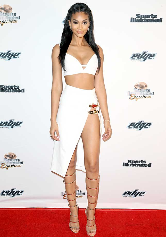 Chanel Iman :: Sports Illustrated Experience