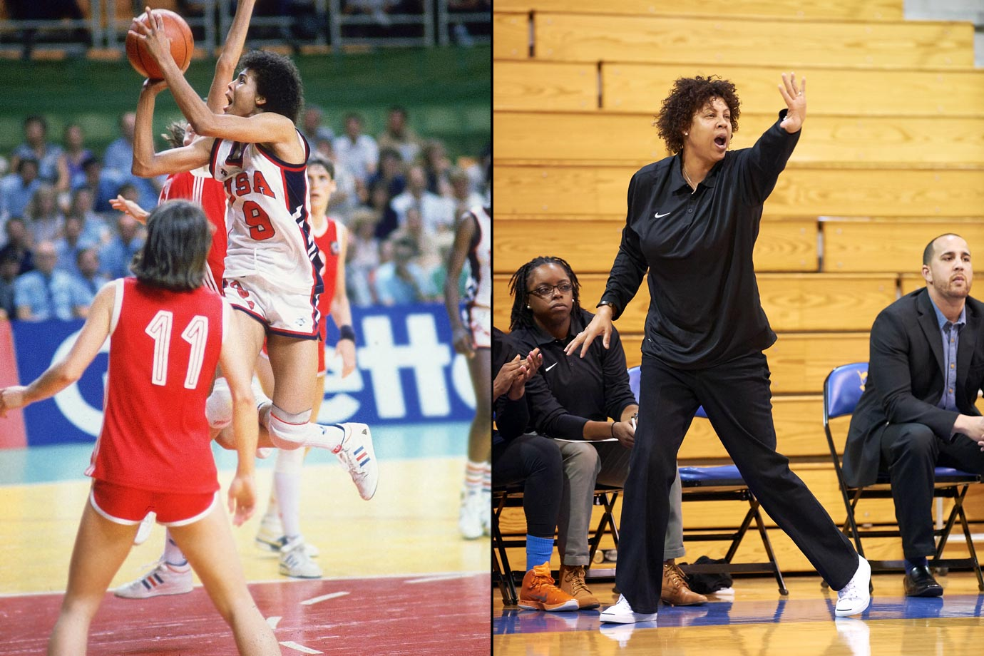 The greatest women's basketball player left her TV gig to get back into coaching, even after twice burning out on the bench. She took her best offer, at an NAIA school, where she has turned around the program—and rediscovered herself. Miller took a touch-love approach to team building when she arrived in Langston, and her players—eventually—embraced her methods.