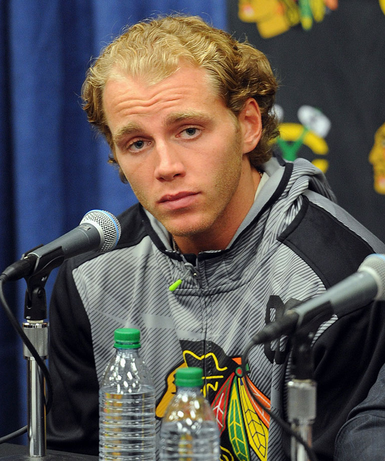 The defending champs should be in the mix to repeat, but the lingering stench of the Patrick Kane rape investigation, the loss of key players Brandon Saad, Patrick Sharp and Johnny Oduya and the hangover effect of a short, difficult summer could conspire to derail them early in the postseason.