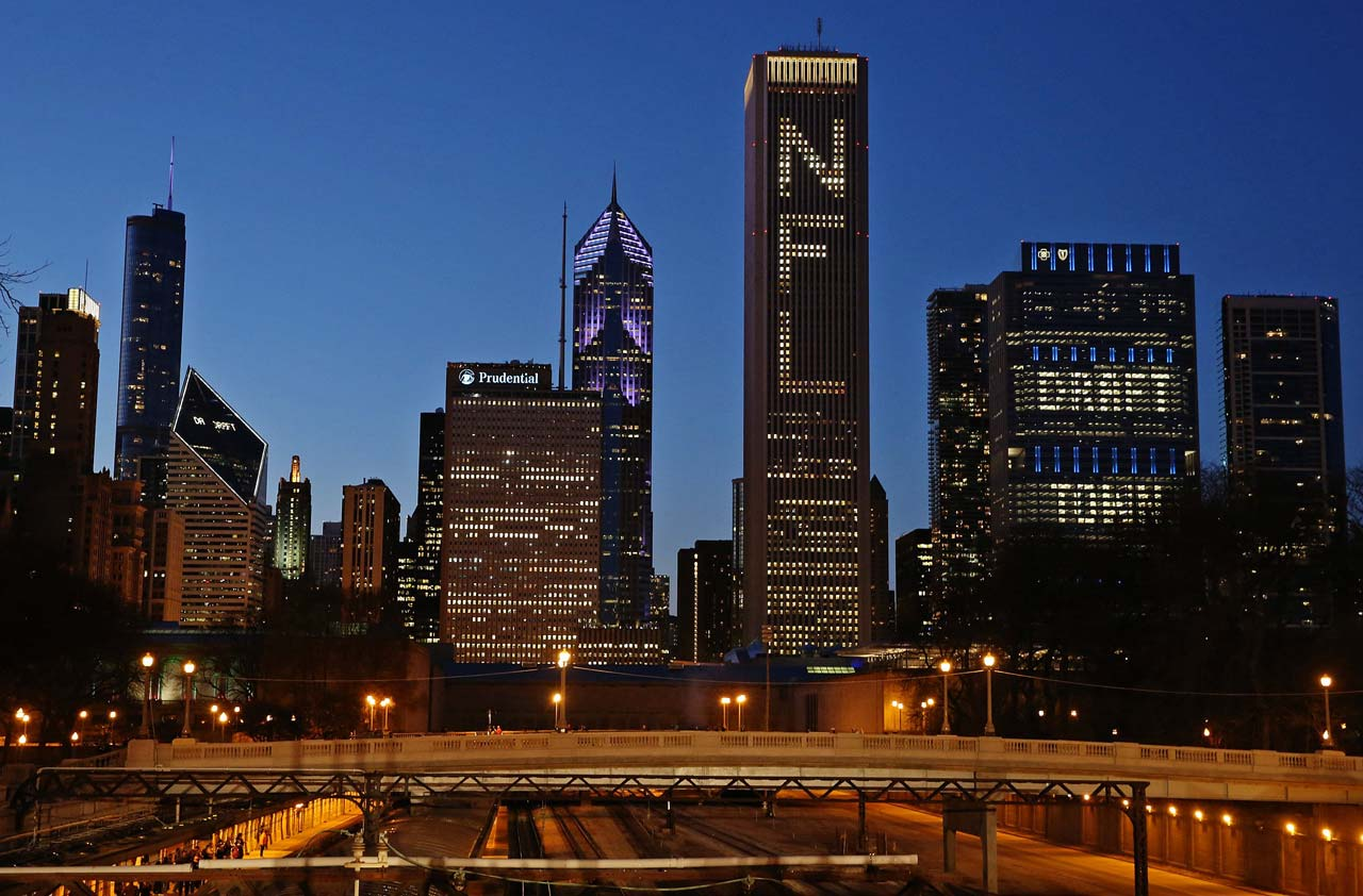 Chicago welcomed the NFL Draft with open arms.