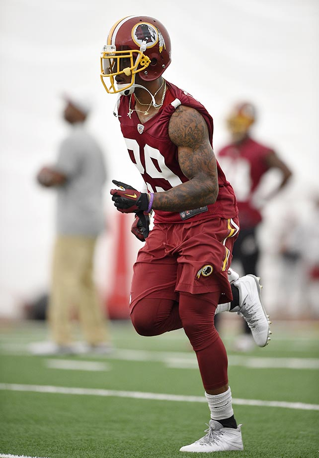 Culliver was one of the quieter defections from San Francisco's roster this off-season (it's tough to keep track of it all), but his absence will be felt in the 49ers' secondary as he helps shore up Washington's leaky pass defense. The Redskins signed him to a four-year, $32 million contract in March, and that was smart business—only five starting cornerbacks allowed an opponent passer rating lower than Culliver's 66.5 last season.