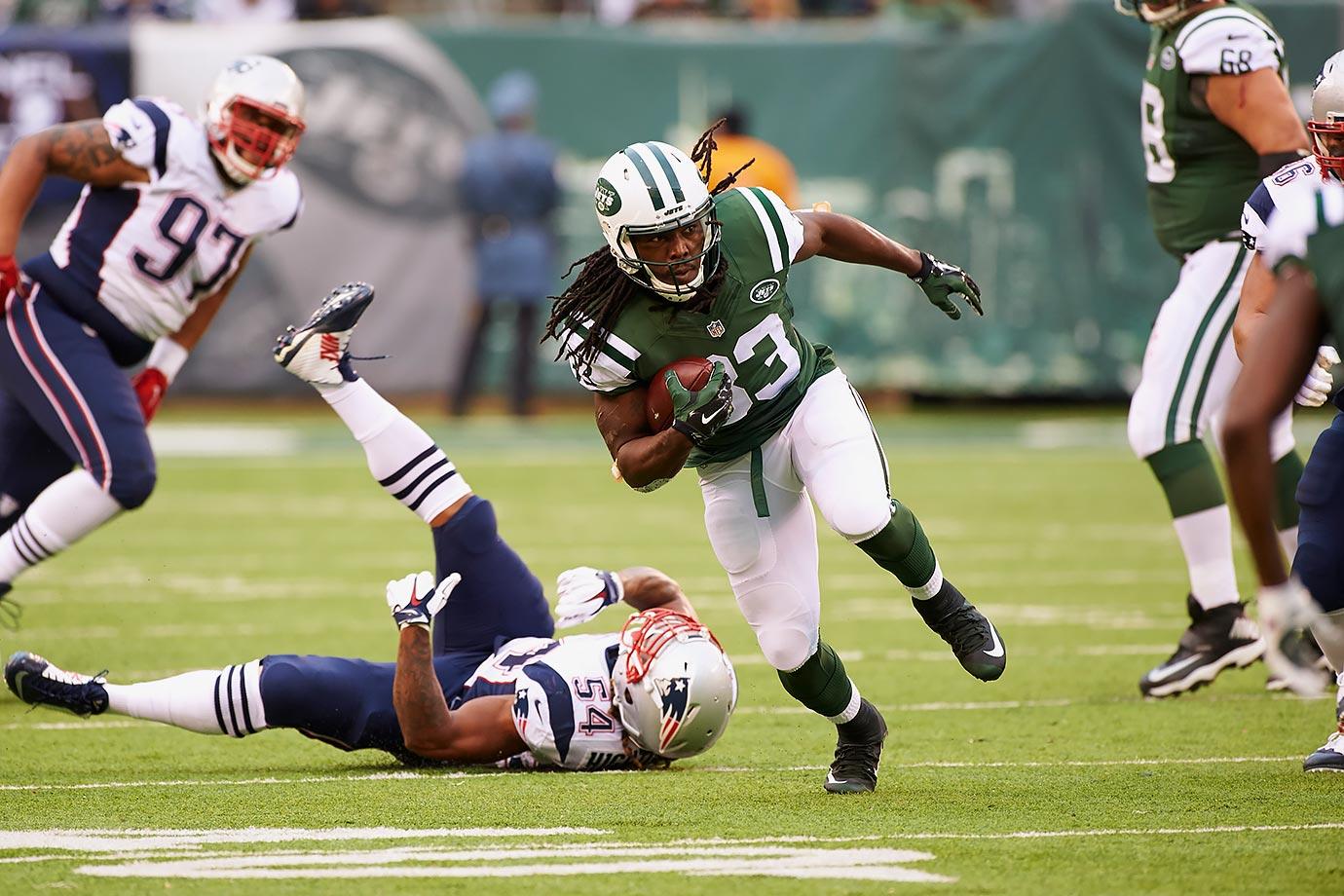 2015 Team: New York Jets — 2016 Team: Jacksonville Jaguars
