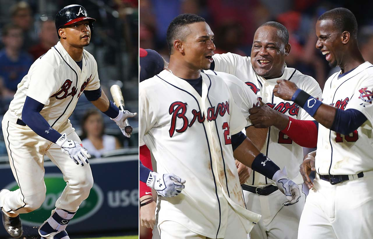 Christian Bethancourt lifted the Atlanta Braves to a 5-4 win over the Pittsburgh Pirates on June 6 with his walk-off home run in the ninth inning.