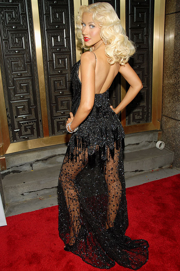 Christina Aguilera :: Getty Images
