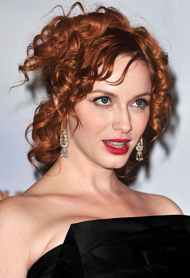 Christina Hendricks :: Getty Images