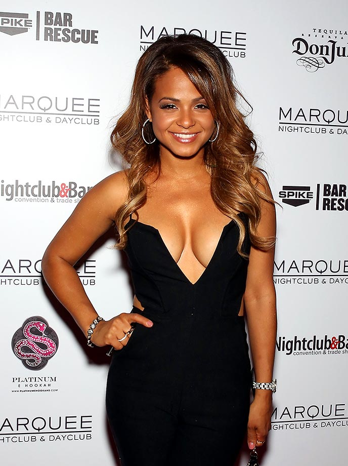 Christina Milian :: Getty Images