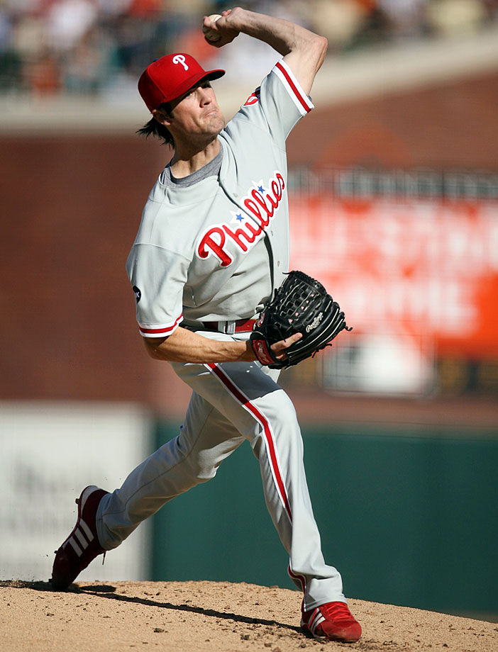 When Cole Hamels and the Phillies agreed to a six-year, $144 million contract, he became the third Phillies' starter making at least $20 million per season. It was the largest contract signed by a Philadelphia athlete. The three-time All-Star and 2008 World Series MVP passed up an opportunity to possibly get more money on the open market to stay with the team that drafted him in 2002.