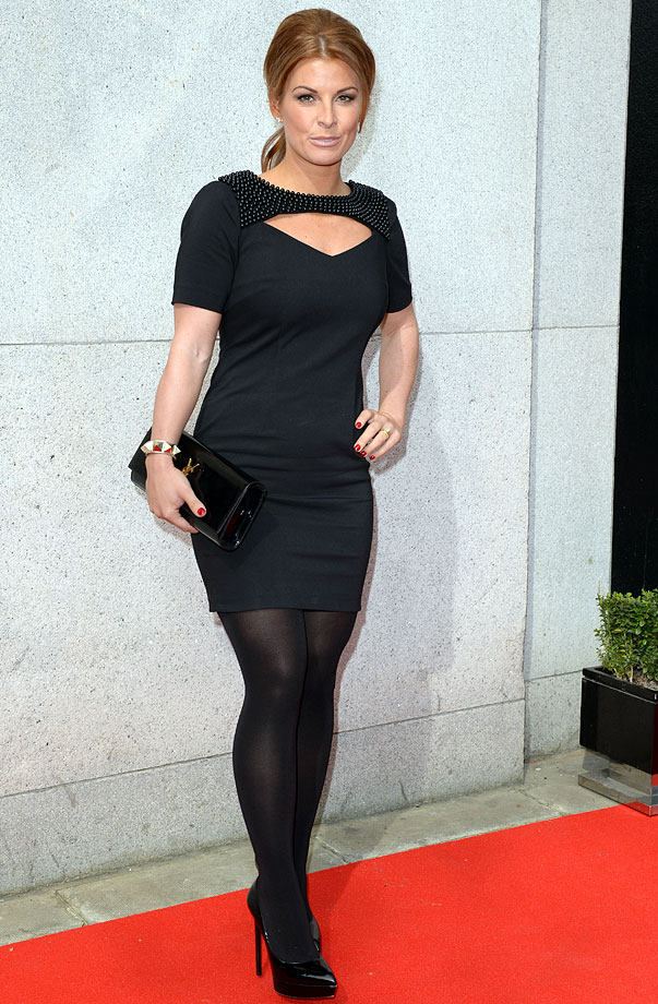 wife of Wayne Rooney (England)