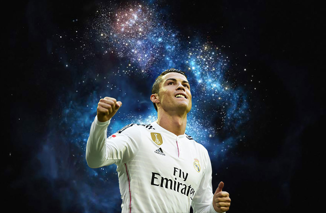 "An international group of astronomers discovered a new galaxy in June 2015 and named it Cosmos Redshift 7 (CR7) after Madrid forward Cristiano Ronaldo. The soccer star isn't the only athlete to have a connection with space. Here's a look at some others who share a name with a celestial body or have had one named after them.  CR7, by the way, is ""an exceptionally rare object, by far the brightest galaxy ever observed at this stage in the Universe,"" the European Southern Observatory said in a press release introducing the galaxy. Sort of like Ronaldo, rare and bright."