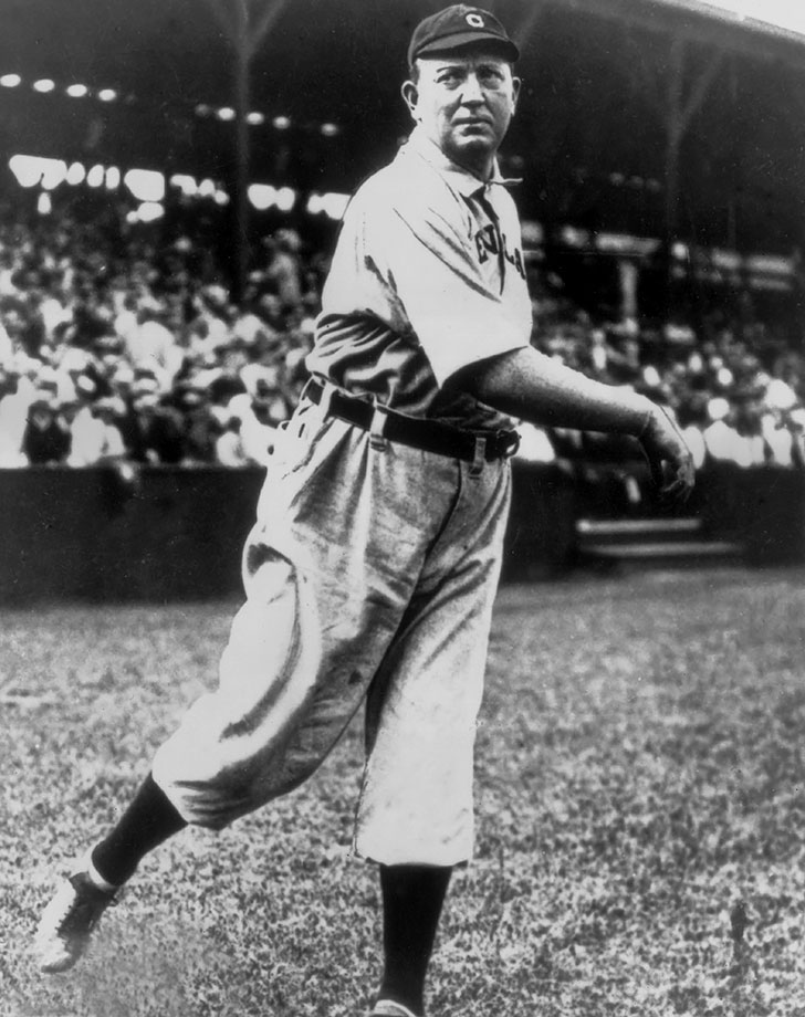 The record holds up partly because it is so statistically superior to second place, which is Walter Johnson's 417.