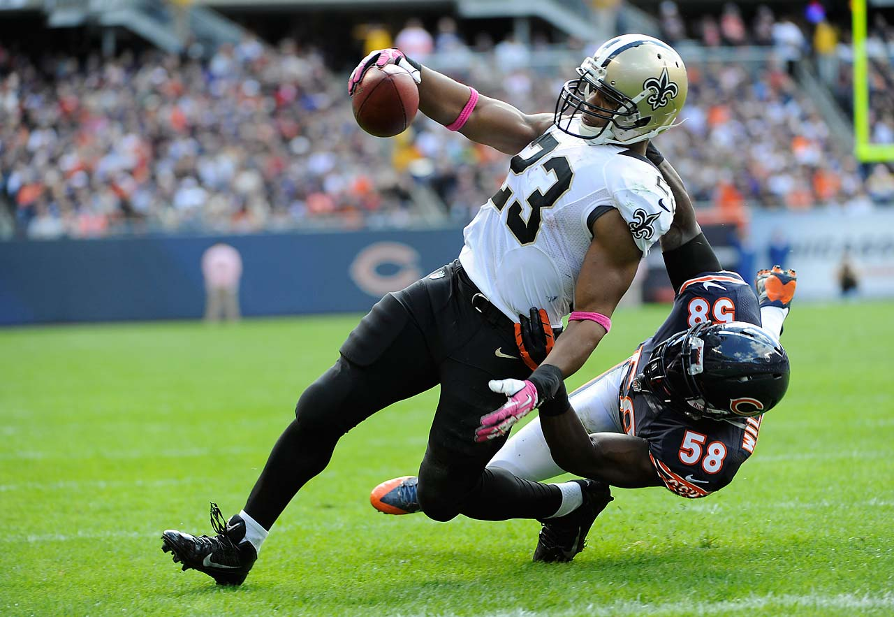 Genos Derwin Williams Jr. has had a fine career as a bruising linebacker with the Broncos (2004-2012) and Bears (2013-present), but he'll be forever known as the guy accused of manipulating three different urine tests. Among those three was the infamous second bottle incident of 2012.