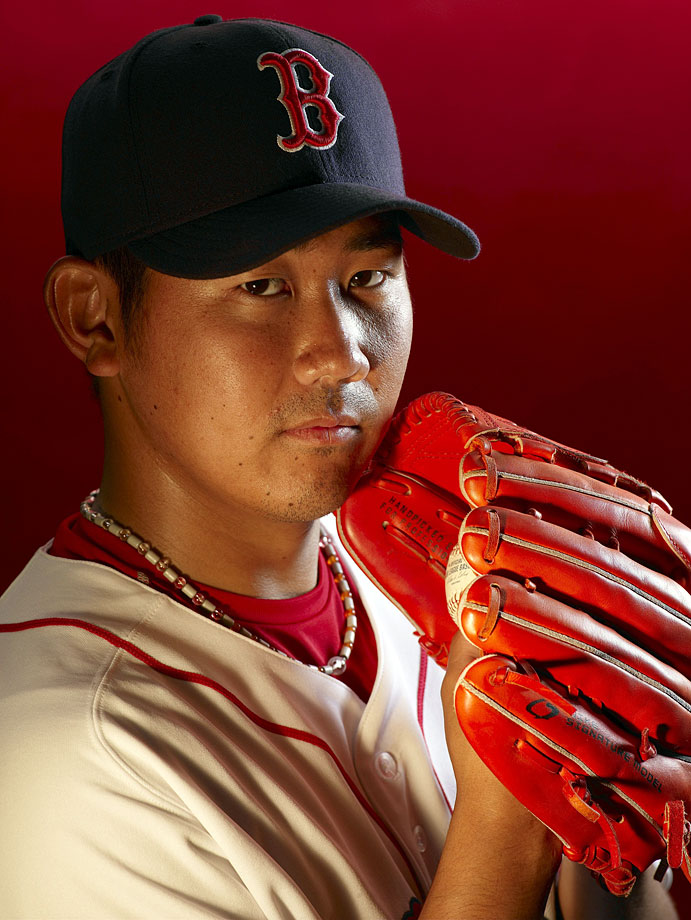 The Boston Red Sox shocked the baseball world by bidding $51.1 million for his services via the Japanese posting system and then signing the former Seibu Lions ace to a six-year, $52 million contract. He won 15 games as a rookie and 18 in his second season but won just 17 over the following four years while battling injuries and ineffectiveness.