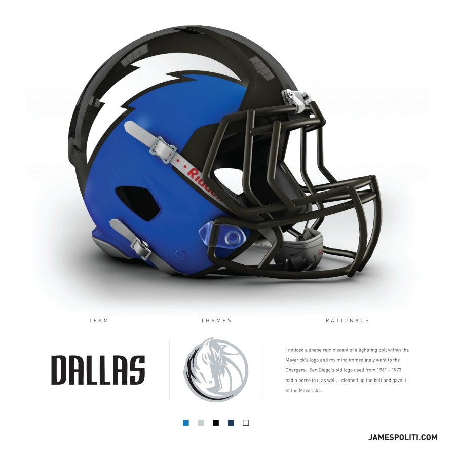 Dallas Mavericks :: James Politi & Luke Daly