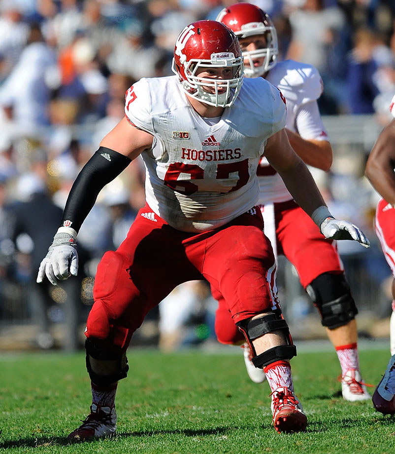 After earning All-America honors last fall, Feeney decided to return to Bloomington for the 2016 season. He has allowed just one sack in 37 career starts.