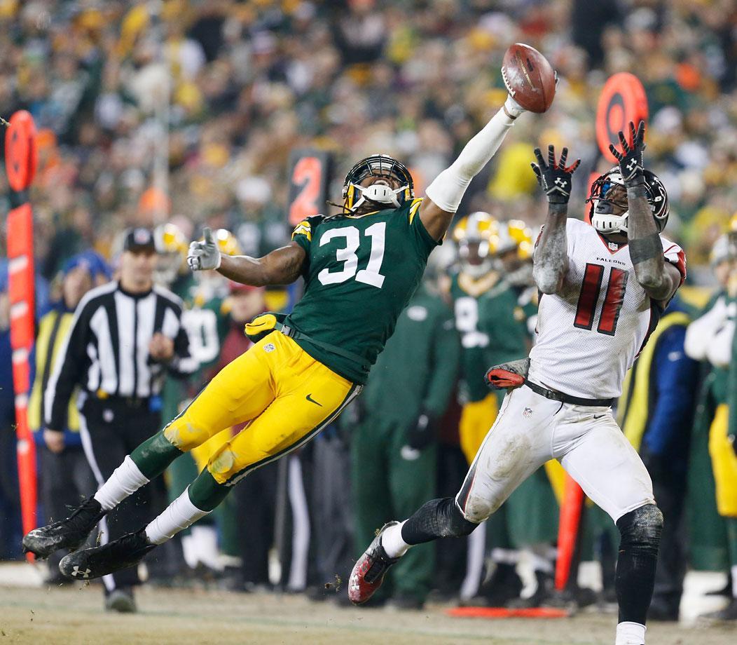Old team: Packers; New team: Jaguars