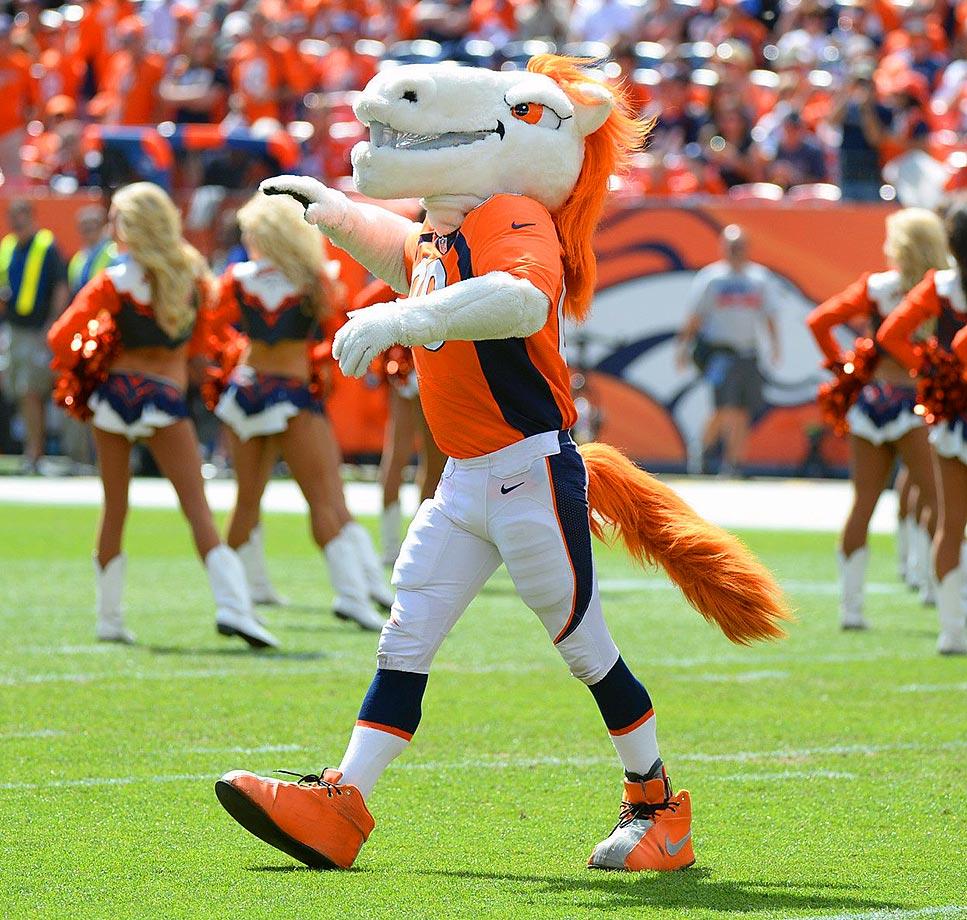 Denver Broncos: Ranking The NFL's Mascots