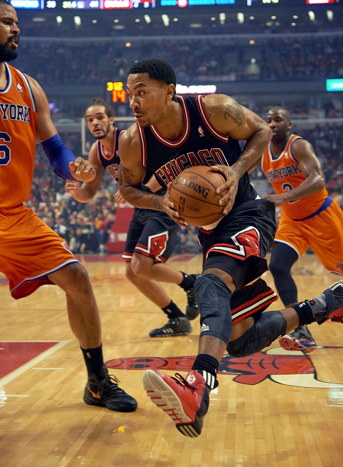 The Bulls turned their 1.7% chance into the first pick. Chicago selected native Derrick Rose, who was the 2008-09 Rookie of the Year, the league MVP in 2010-11 and a three-time All-Star. Since May 2012, however, Rose has undergone three knee surgeries which have caused him to miss a significant amount of time.