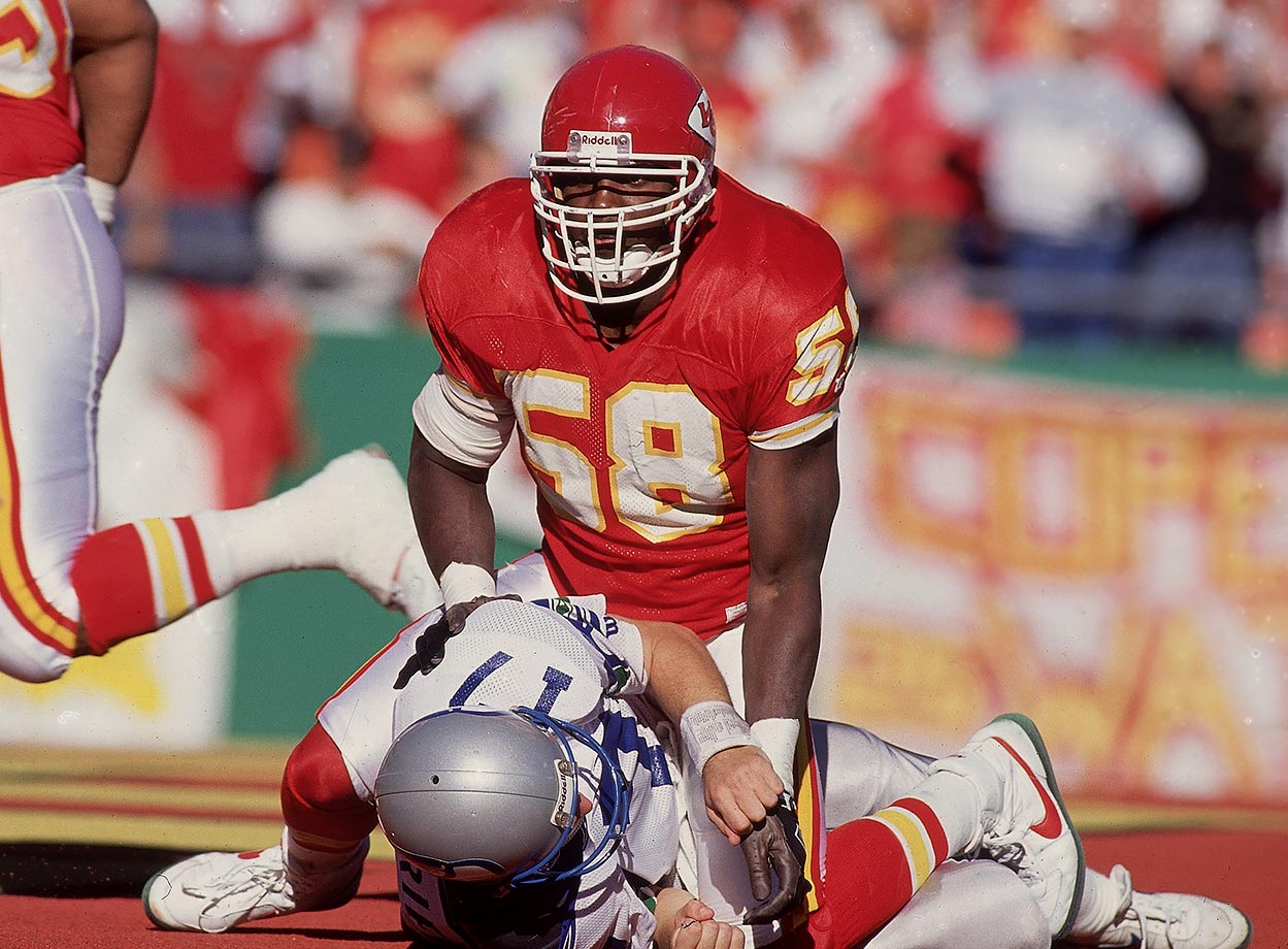 November 11, 1990 — Kansas City Chiefs vs. Seattle Seahawks