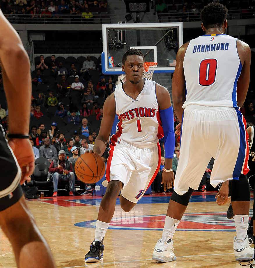 The Pistons were applauded for getting rid of Josh Smith, then they signed Reggie Jackson, who is basically the point guard version of Josh Smith. The Pistons should form a wall around Jackson and not let him on the court.