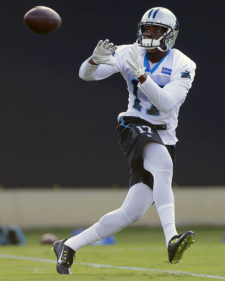 After Kelvin Benjamin and Greg Olsen, who's going to catch passes in the Carolina offense? Jonathan Stewart? Stephen Hill? Jerricho Cotchery? The rookie out of Michigan landed in an ideal spot, at least in terms of getting an immediate opportunity.