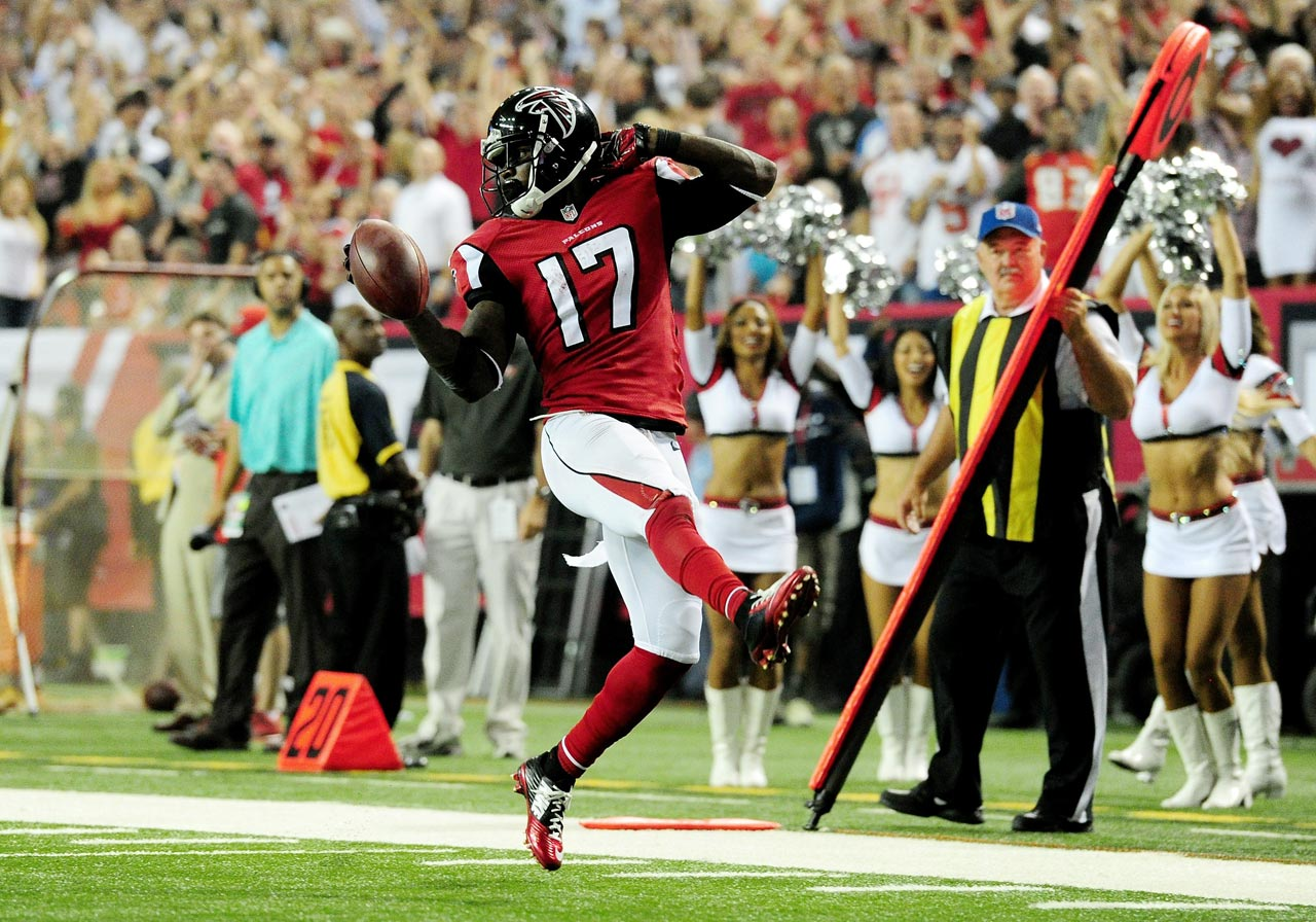 The prolific return man started his NFL career in 2006 and broke the record for career combined kickoff and punt return touchdowns in 2010.