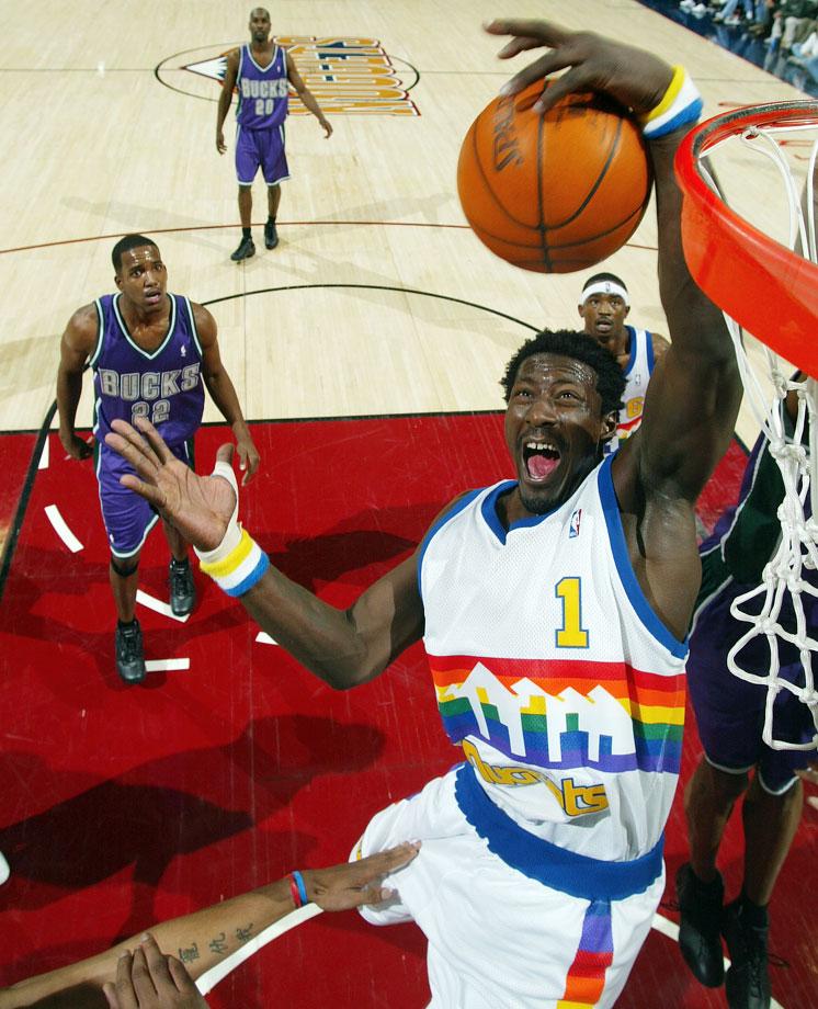 Florida Gators (1999-00), NBA (2000-05)