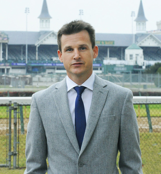 Dyrdek, who's made his name in skateboarding an on TV, has owned as many as 13 horses at a time.