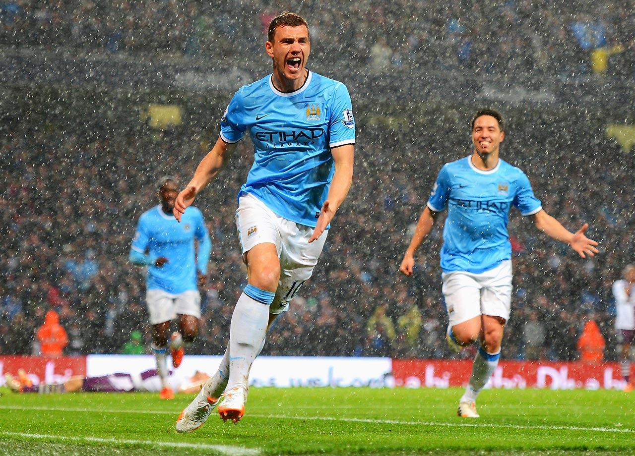 Džeko finished the season for English champion Manchester City in great form, scoring five goals in his last four appearances. Most of the times Džeko scores, he seems to add another one later in the game, showing his never-satisfied mentality. The big target striker was his country's leading scorer in qualifying as well, scoring 10 goals in 10 games.