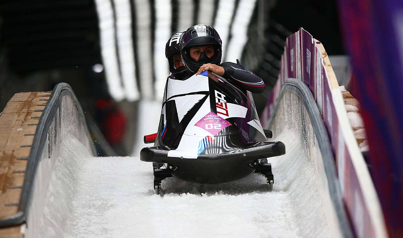 Elena Meyers became the first U.S. women's bobsledder to win multiple Olympic medals and Williams became the first U.S. woman and fifth athlete overall to win medals in different sports at both the Summer and Winter Games.