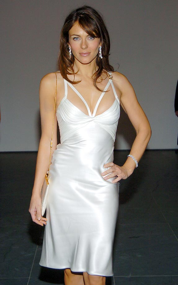 Elizabeth Hurley :: Getty Images
