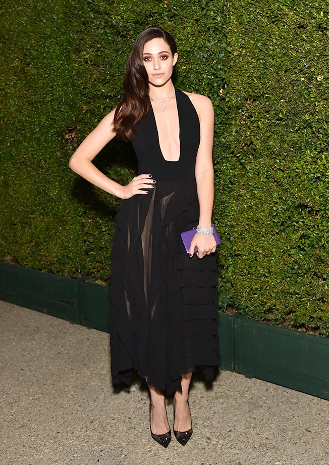 Emmy Rossum :: Getty Images
