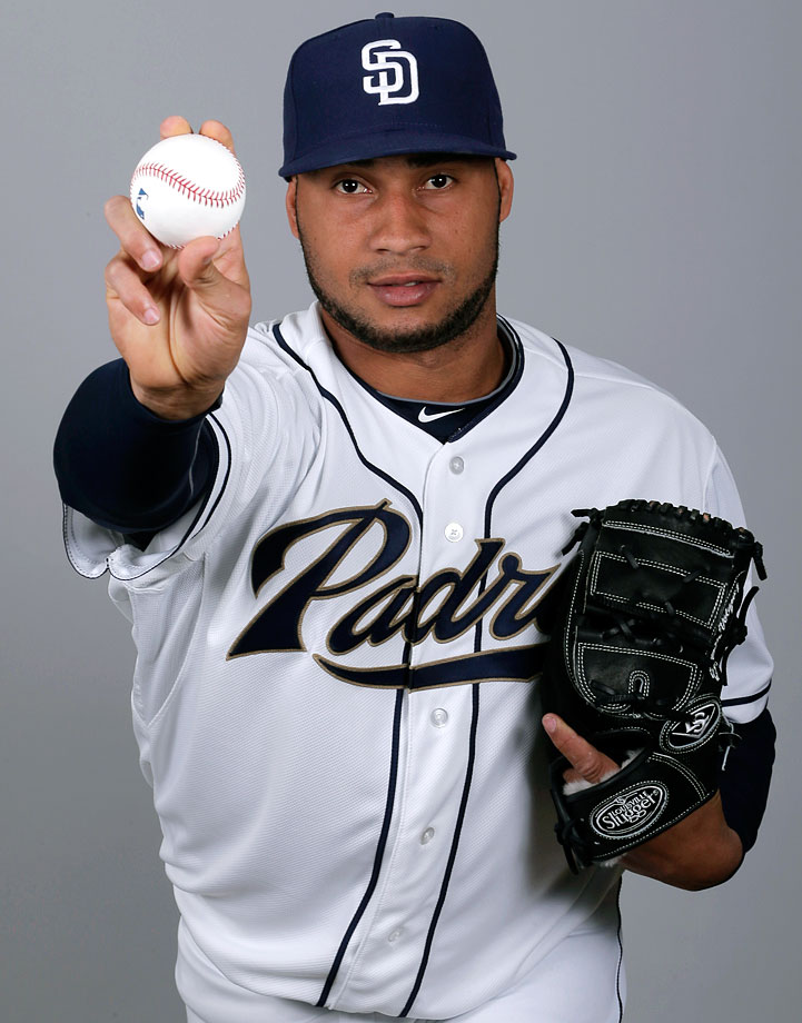 2013 (w/San Diego Padres AAA affiliate): 2.1 IP, 0-1, 3.86 ERA, 1.71 WHIP, 4 K --- 2014: DNP