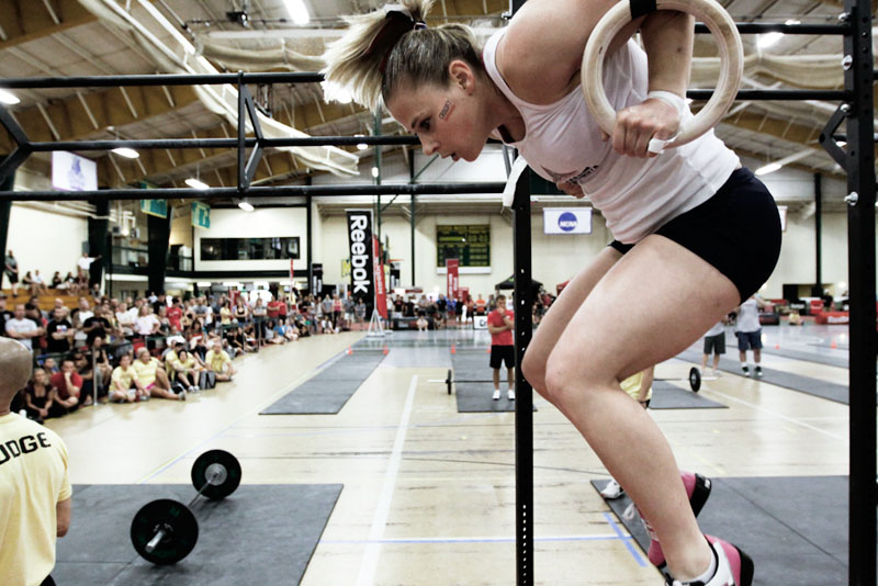 Kittelberger is a former Maryland gymnast and has been doing CrossFit for the past five years. This will be Kittelberger's fourth appearance in the competition.