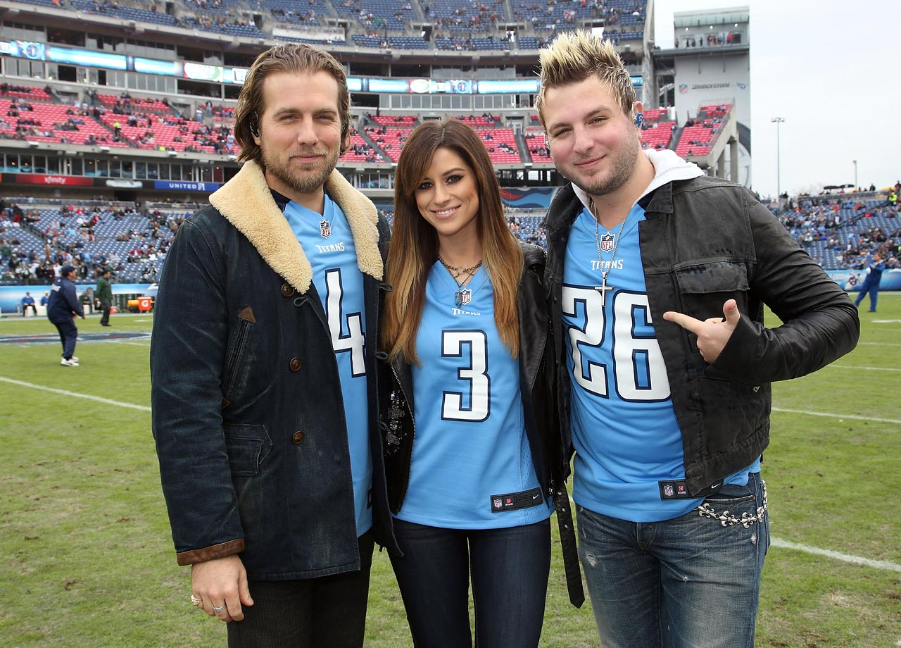 Tennessee Titans vs. New York Jets on Dec. 14, 2014 at LP Field in Nashville, Tenn.