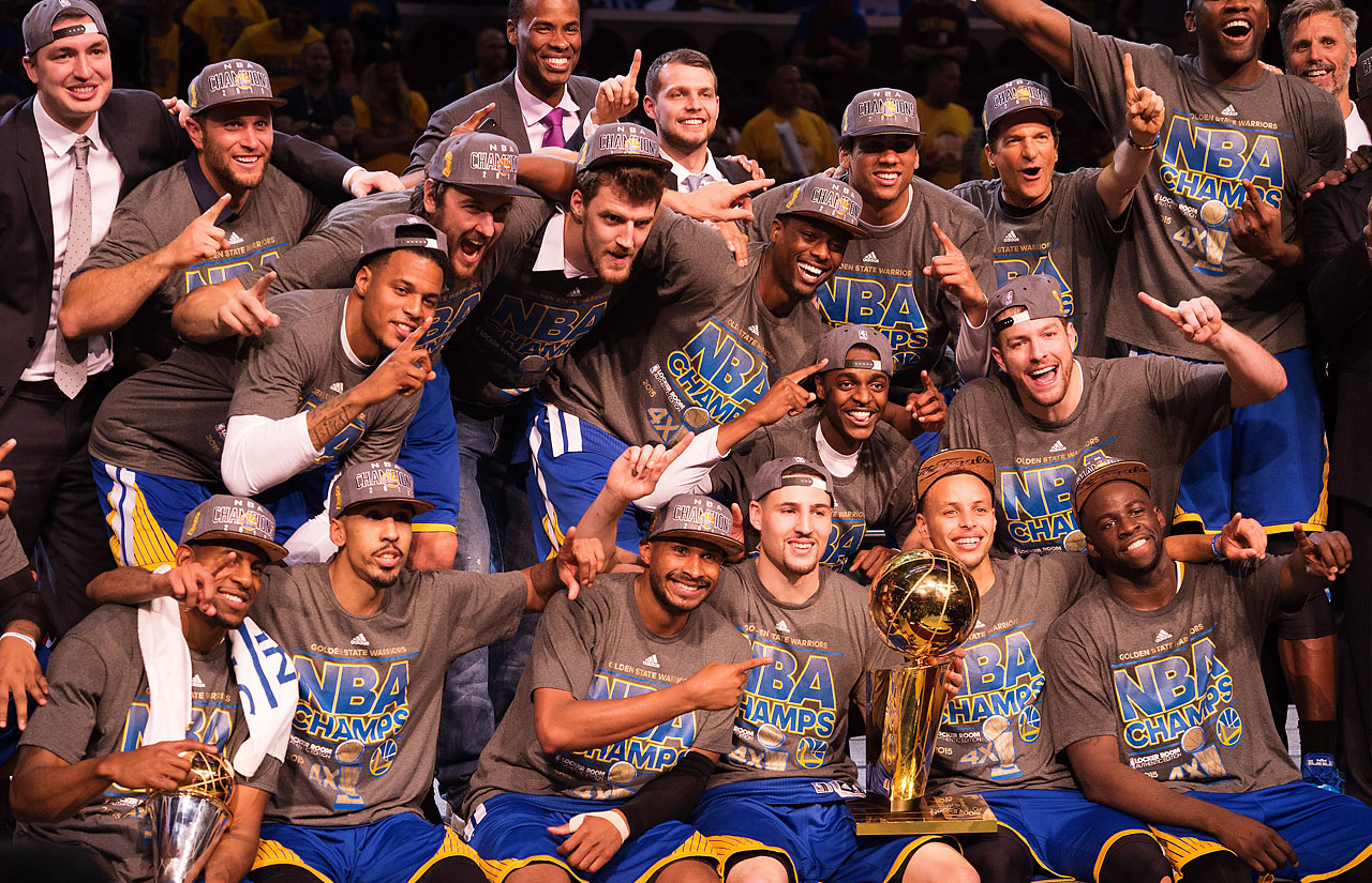 Golden State Warriors Win The NBA Title | SI.com