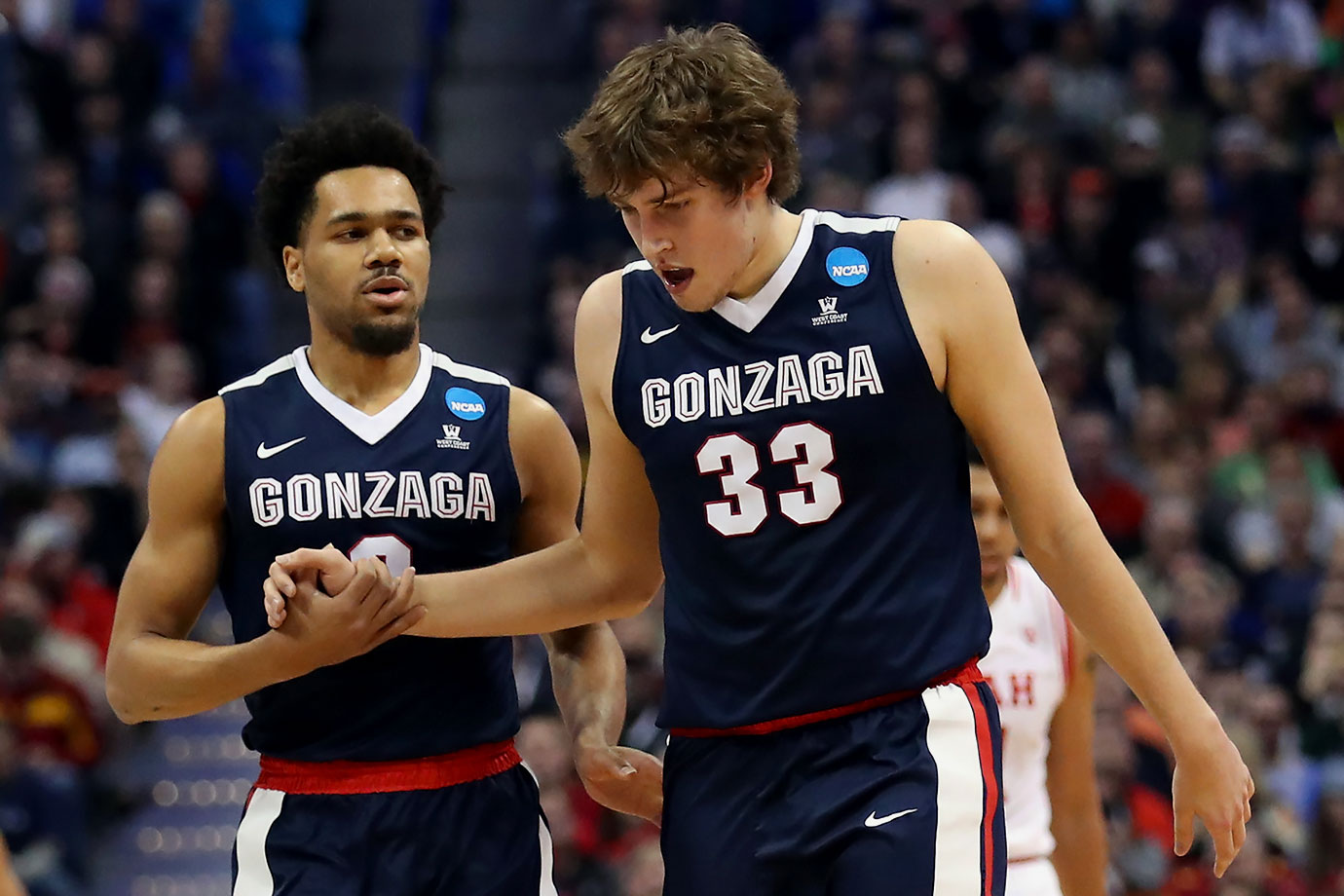 The Bulldogs have been one of the most impressive teams of the tournament, cruising to wins over Seton Hall and Utah by a combined 39 points. They may get past Syracuse, but would then be looking at consecutive games against Virginia, North Carolina and Kansas to win the title. In other words, Gonzaga will have to settle for the third Elite Eight in program history.