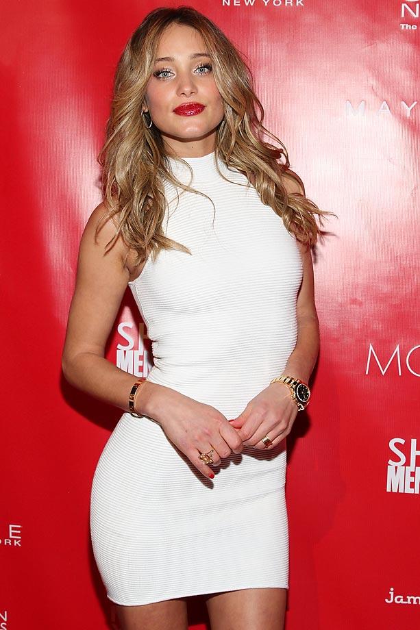 Hannah Davis : Mireya Acierto/Getty Images