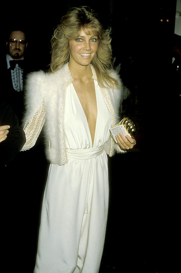 Heather Locklear :: Getty Images