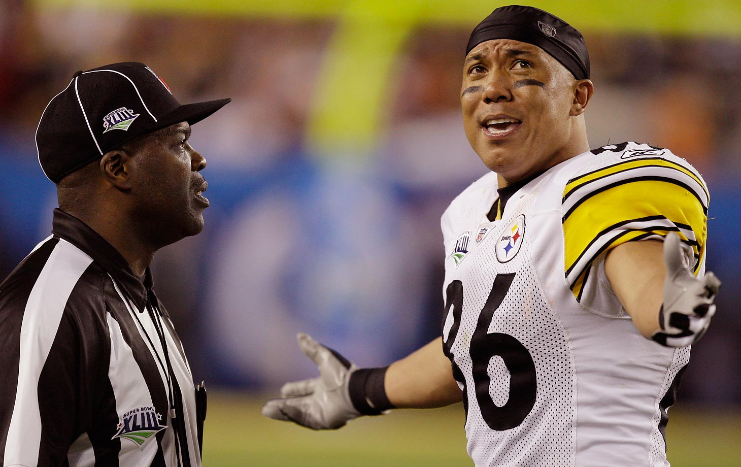 The Steelers were the only team to vote against the rule that makes it a penalty if a blocker uses his helmet, forearm or shoulder to hit a defender from behind or from the side. Hines Ward broke the jaw of Cincinnati linebacker Keith Rivers while making such a hit in 2008.