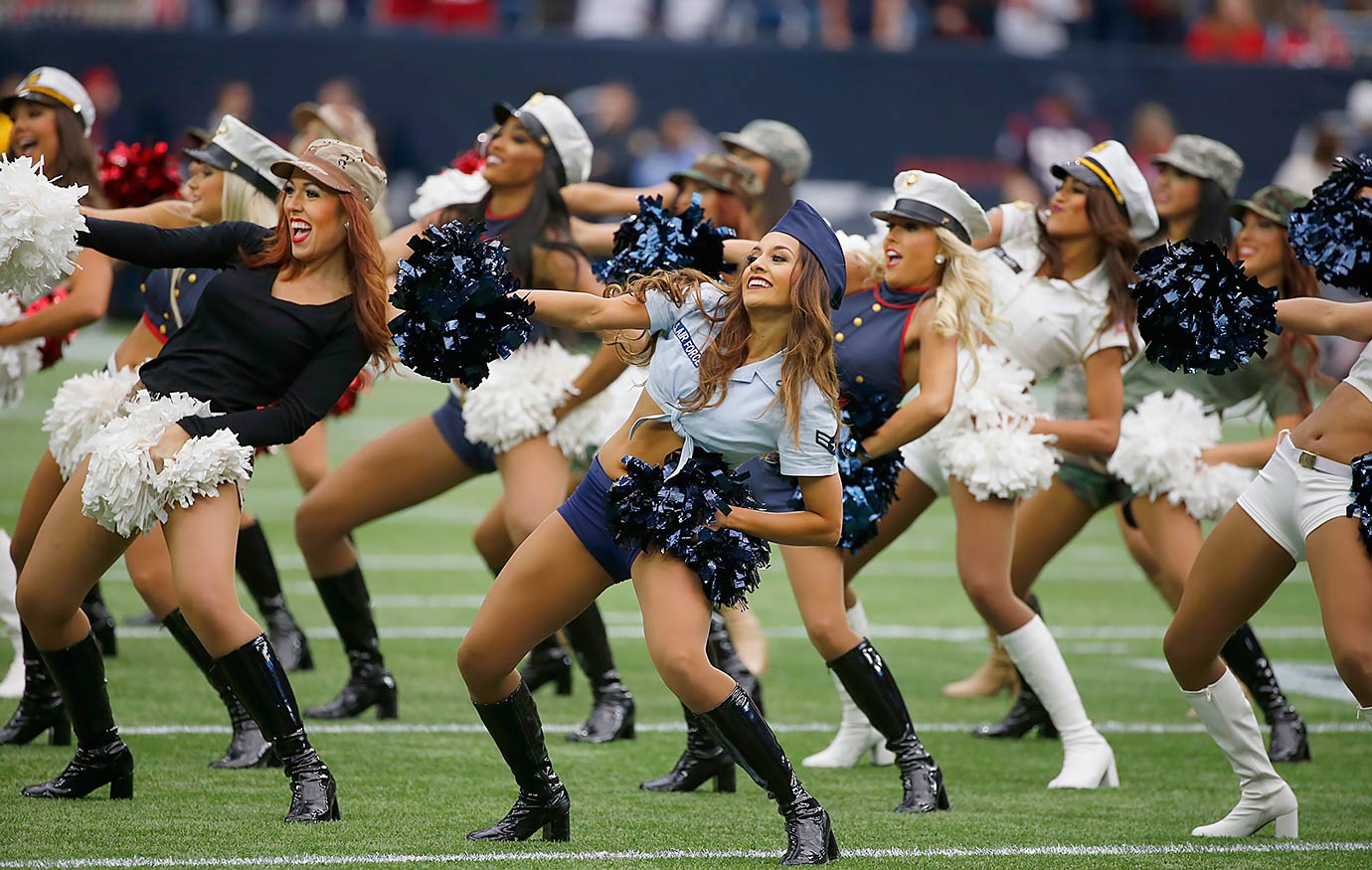 NFL Cheerleaders: Week 11 | SI.com